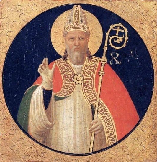 a-bishop-saint