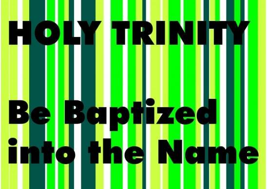 trinity 2014