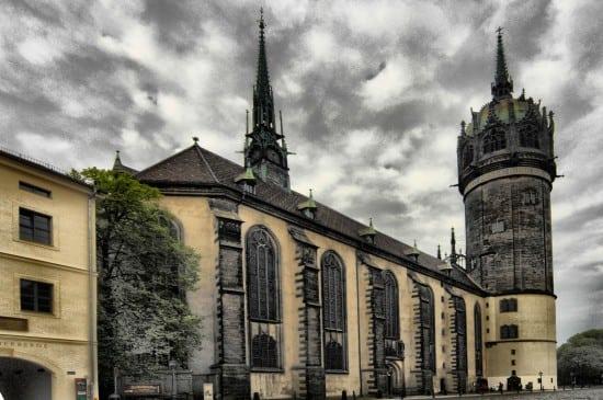 Schlosskirche-Wittenberg
