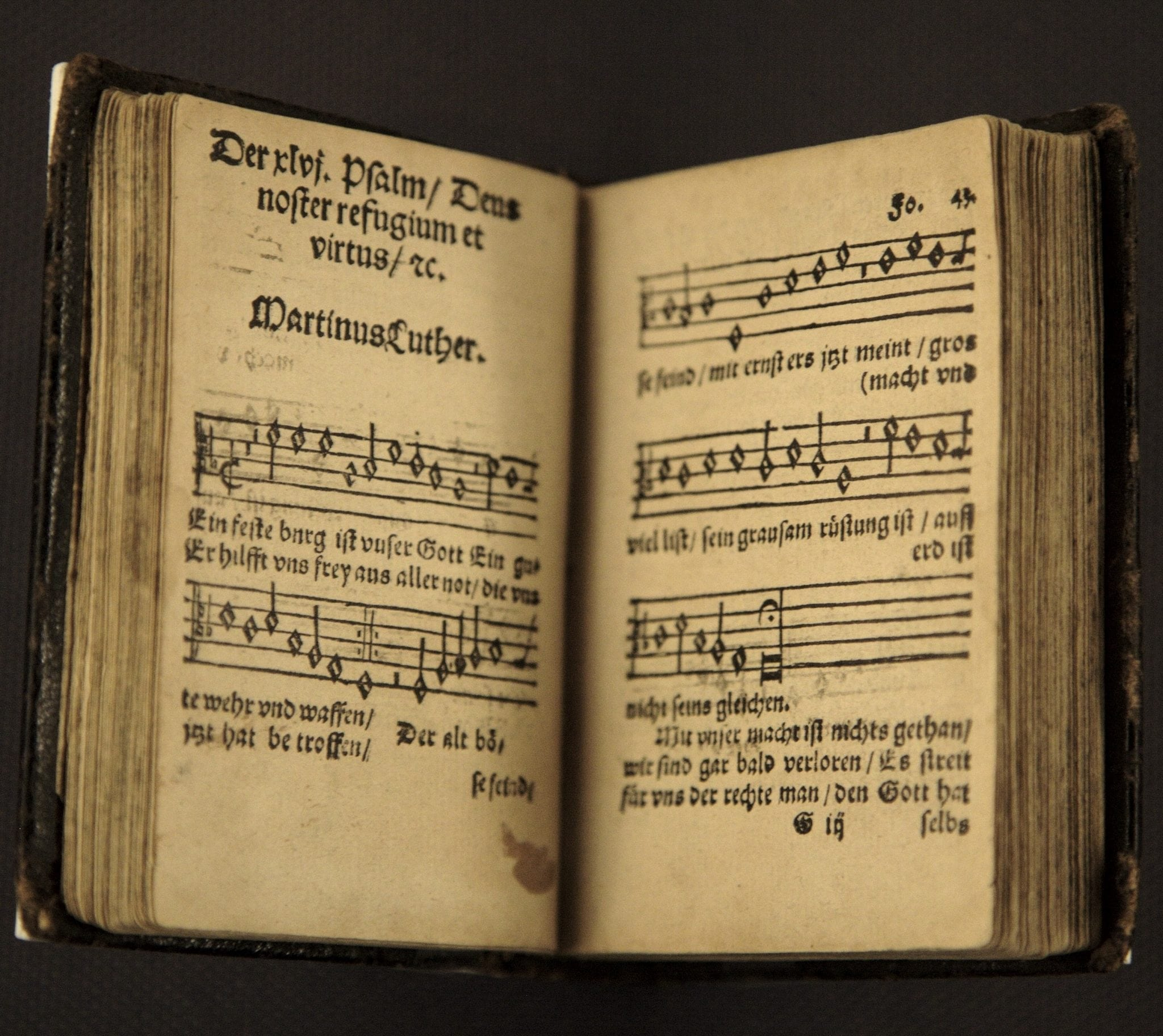 Music In the Lutheran Tradition – The First Lutheran Church of Boston