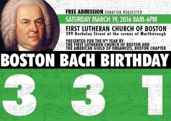 Boston Bach Birthday 2016 title